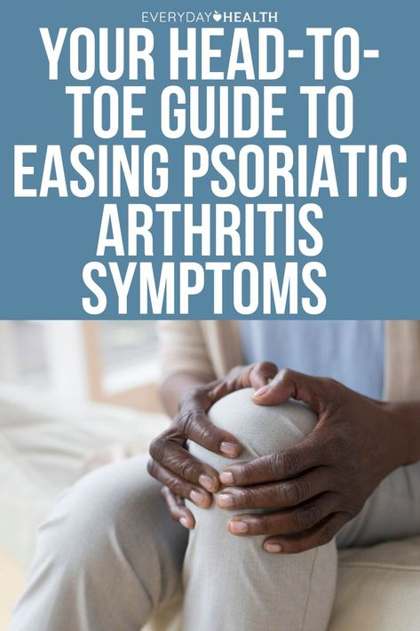 Psoriatic arthritis affects your joints, but it can also impact your eyes, nails, and even your digestive tract. Here's how to stay one step ahead.