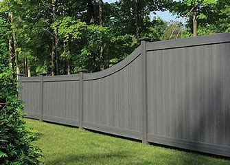 Image Result For Wood Fence Transition From High To Low Fence