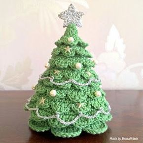 19 Free Amigurumi Christmas Tree Crochet Patterns Crochet Christmas Trees Free Christmas Crochet Patterns Crochet Xmas