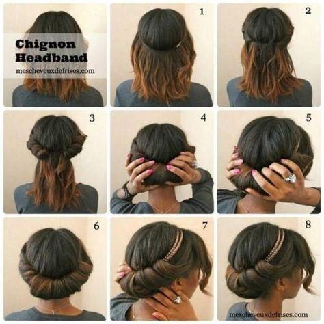 Hochzeit Frisuren - Eine Brautjungfer Haar #2092675