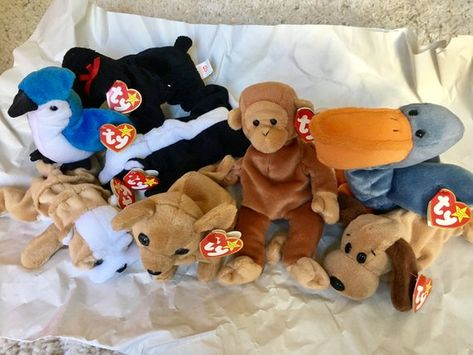 6c1bd9e73a1 REDUCED AGAIN! The Peace Bear Ultimate Error Beanie Baby Collector s ...