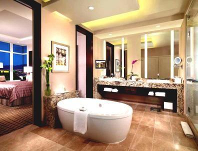 75 Bedroom Suite Decorating Ideas | Bedroom | Luxury master ...
