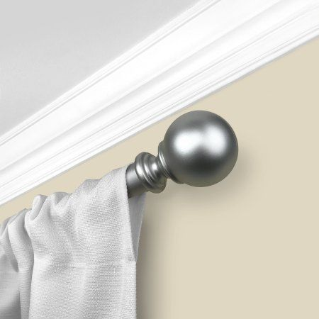Home Decorative Curtain Rods Curtain Rods Metal Curtain Rod