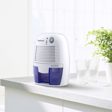 500ml Mini Dehumidifier For Damp Mould Moisture In Your Home Bathroom Bedroom Or Caravan Mold In Bathroom Dehumidifiers Mold Prevention