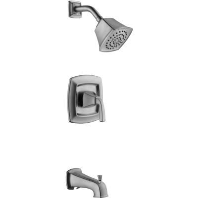 Delta Portwood Single Handle 5 Spray Tub And Shower Faucet With