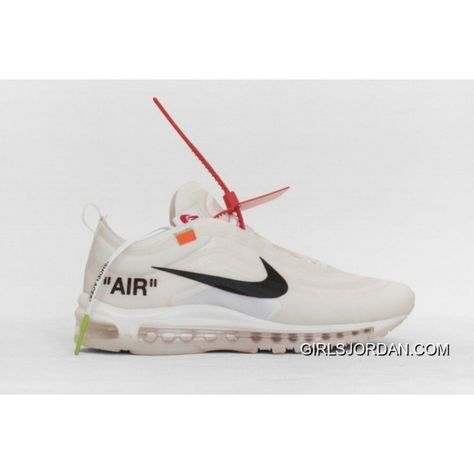 96407fcae5 Super Deals All Size Sku Air Jordan 4 585-100 Off-White X Nike Max 97 Off97 Joint  Running Shoes