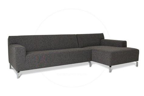 Design Bank Met Chaise Longue.Suze Design Lounge Bank Met Chaise Longue Van Jame Meubelen Made