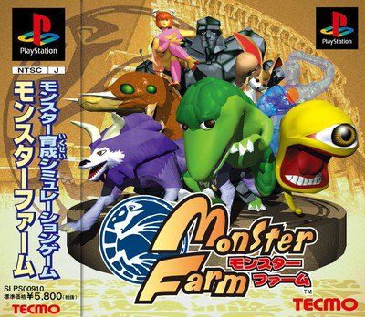 1st Monster Rancher Monster Farm Game Gets 2019 Port Monster Rancher Farm Games Monster
