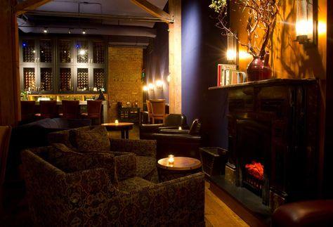 A cocktail bar where blade runner meets frank lloyd wright ennis house shanghai and bar