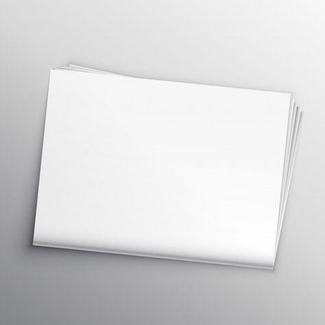 Download Newspaper Mockup Design Template for free