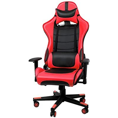 Idimex Chaise De Bureau Gaming Swift Racer Chair Style Racing Gamer Fauteuil Ergonomique Pivotant Siege A Ro En 2020 Fauteuil Ergonomique Chaise Bureau Bureau Gaming