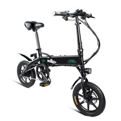 Fiido D1 Folding Electric Bike Moped Bicycle E Bike Sale Price