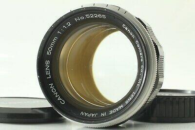 Exc5 Canon 50mm F 1 2 Leica Screw Mount Ltm L39 Lens Camera Lenses Lens Leica