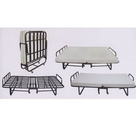 All Steel Extreme Duty Rollaway Bed 400 Lbs Wt Cap 541