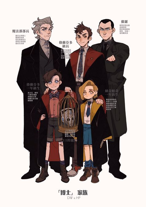 Doctor Who harry potter crossover - the doctor is many regenerations go to hogwarts Video game Introduction General Doctor, Harry Potter Crossover, 13th Doctor, Diy Doctor, Eleventh Doctor, Doctor Who Fan Art, Fandoms, Dr Who, Superwholock