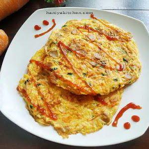 Resep Omelet Wortel Keju Spesial Untuk Sarapan Sehat Anak Di 2020 Makanan Resep Sarapan Sehat