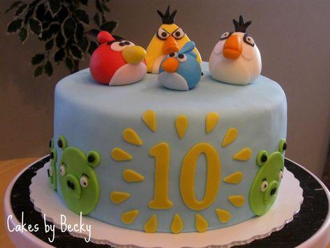 25 Wonderful Photo Of 10 Year Old Birthday Cakes