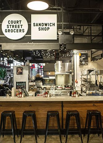 Gotham West Market Floor Plan the official new york city guide | food