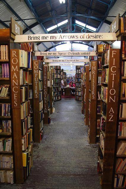 Barter Books Alnwick Alnwick Bookstore Book Nooks