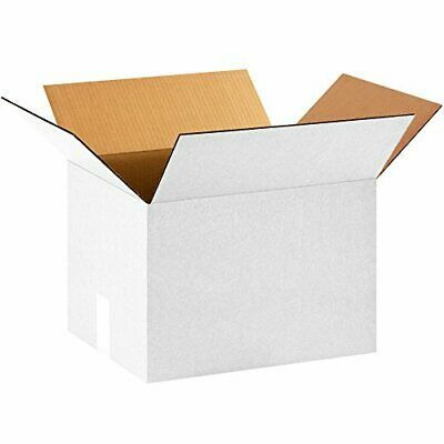 Tape Logic Tl151210w Corrugated Boxes 15 X 12 X 10 White Pack Of 25 Ebay In 2020 Corrugated Box Boxes For Sale Corrugated