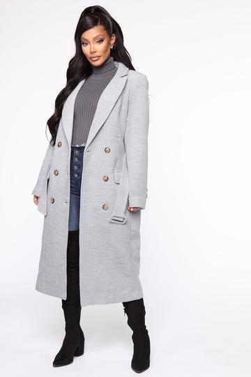 Shoulder Dress Mocha Fashion, Fashion Nova Pea Coat