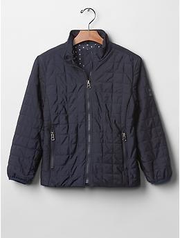 PrimaLoft® lightweight quilted jacket