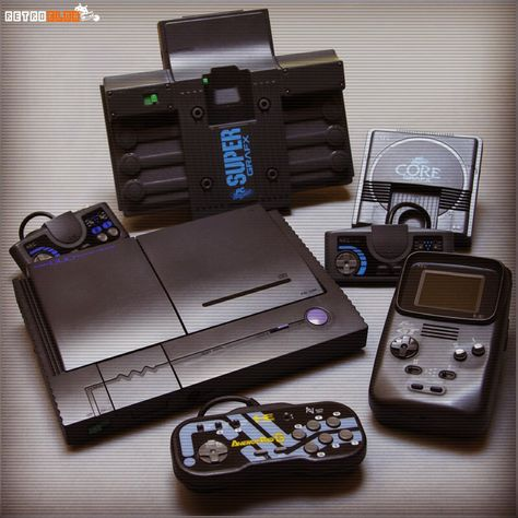 PC ENGINE | Retroblog fr | Games | Pinterest | Computer