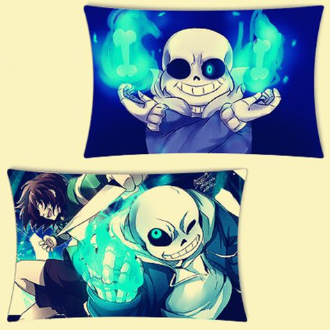Customized Sans Pillow case Cover