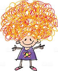 Messy Hair Clipart : messy, clipart, Image, Result, Woman, Clipart