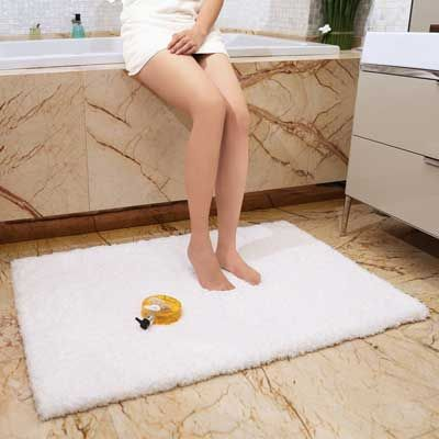 Top 10 Best Bathroom Rugs In 2020 Reviews Shaggy Bathroom Rugs
