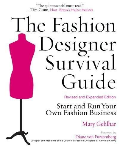 Pdf Download The Fashion Designer Survival Guide Start And Run Your Own Business Fashion Fashion Books Career Fashion