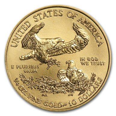 2015 1 4 Oz Gold American Eagle Bu Tr 15121 Gold Bullion Coins Gold American Eagle Gold Eagle Coins