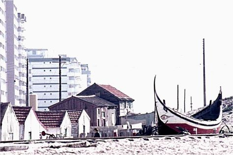 Mar de Caparica: Casario