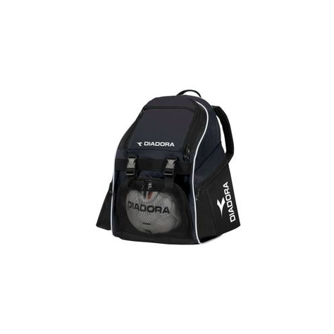 4b3313038 Diadora Squadra Soccer Backpack (165 ARS) ❤ liked on Polyvore featuring bags,  backpacks, pocket bag, backpacks bags, travel daypack, travel rucksack and  ...