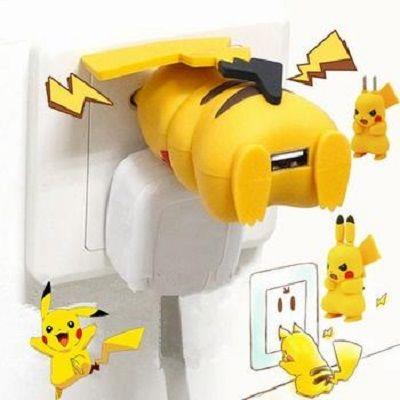 Pokemon Pikachu Charger Pokemon Pikachu Pokemon Cosplay