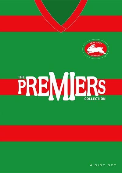 Nrl South Sydney Rabbitohs Premiers Collection Nrl Australian Rugby League Sydney