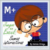 Juegos en Excel: Sumas interactivas (con imágenes ...