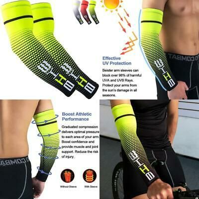 Advertisement Ebay Sun Protection Cooling Compression Sleeves Arm