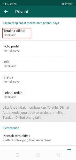 Cara Menghilangkan Status Online Di Whatsapp Tanpa Aplikasi Di Android Ios Atau Iphone Beautiful Pictures Online Pictures
