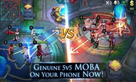 Mobile Legends: Bang Bang 1 3 09 3152Apk Mod Radar Hacked for