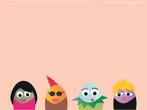 Wallpaper Lucu Makanan Hd Animasi Kartun Gambar