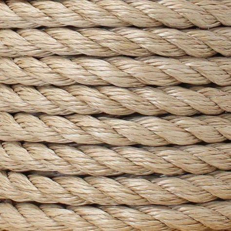 Unmanila Rope 1 1 4 Rope Railing Synthetic Rope Manila Rope