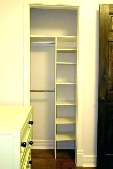 Image Result For Narrow Closet Organizers Ideas Closet Small