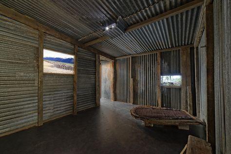 Beyond the End, Kadist Art Foundation, Parigi, 2014. Casa della guardia forestale di Karukinka