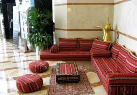 Sadu Sofa Seating Arabic Low Seating Arabic Low Seating Arabic Vip Seating Car Park Shades Parking Sheds Suppliers Floor Couch Moroccan Tent Sofa Set Designs
