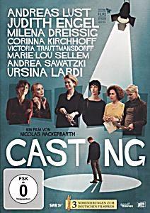 Casting Dvd Jetzt Bei Weltbild De Online Bestellen In 2020 Filme Filmplakate Und Andrea Sawatzki