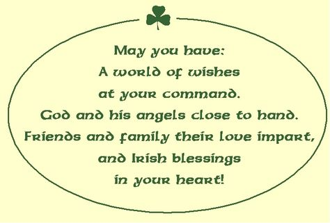 List Of Pinterest Good Luck Quotes For Him Irish Blessing Images