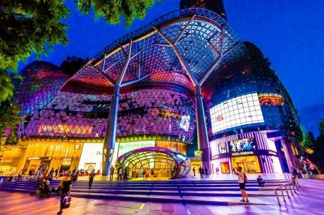 Must Visit Shopping Malls On Orchard Road Singapore Singapore Tour Package Singapore Tour Holiday In Singapore