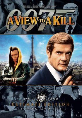 A View To A Kill 1985 Poster Posters Amazon Movie Covers Movie