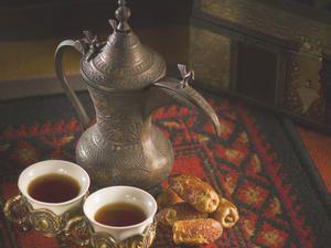 طريقة تحضير القهوة العربية Ramadan Iftar Food
